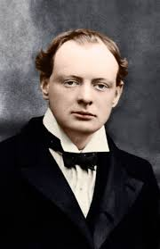 Winston Churchill 1905