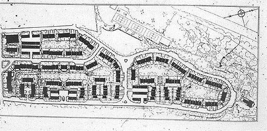 Chatham Village plan