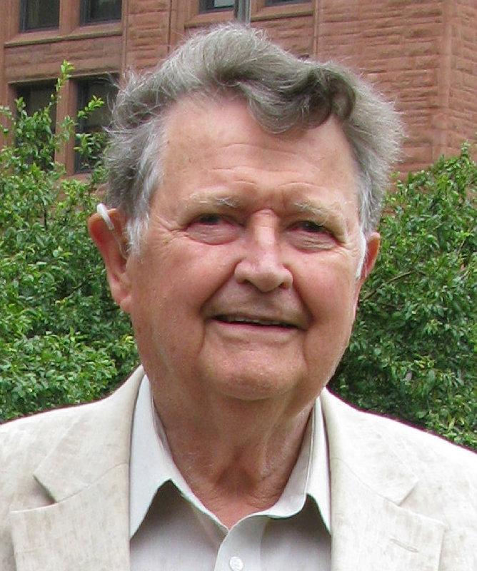 Mason Gaffney